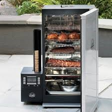 Bradley Digital Smoker 4 Rack 240V