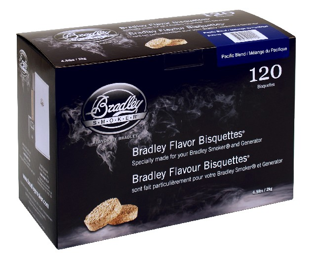 Brikety Pacific Blend 120 Pack