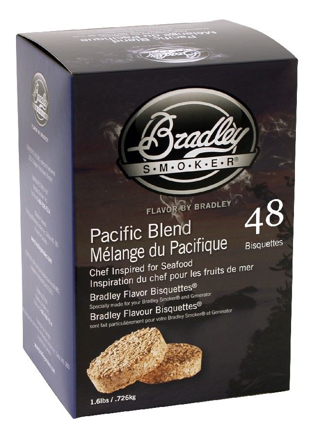 Brikety Pacific Blend 48 pack