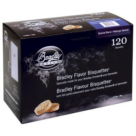 Brikety Special Blend 120 pack